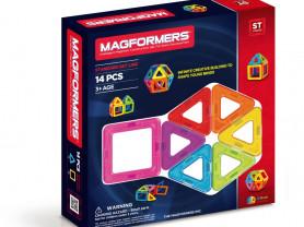 Конструктор магнитный Magformers 14 элементов