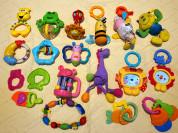 Огромный набор развивающих игрушек для малыша