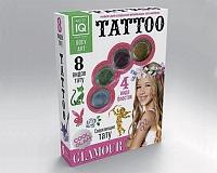 Набор временных татуировок GLAMOUR