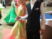 Танцевальный костюм программа Стандарт