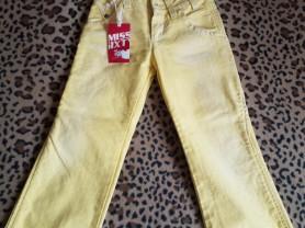 Супер джинсы р. 5-6 лет Miss sixty Италия