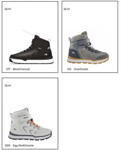 Зимние ботинки Viking Liam GTX