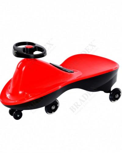 Машинка детская с полиуретановыми колесами «БИБИКАР СПОРТ»