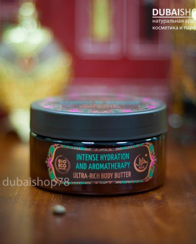 Крем-масло для тела «Магрибские специи». Профилактика старен
