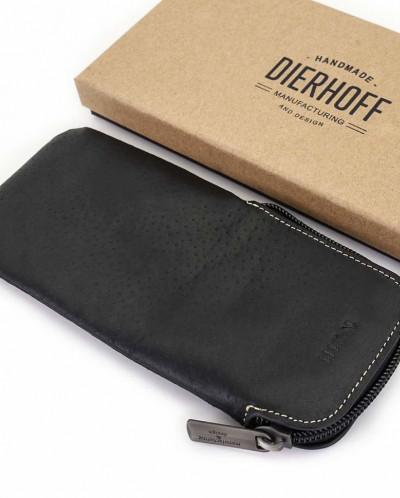 Мужской кожаный футляр для очков Dierhoff
