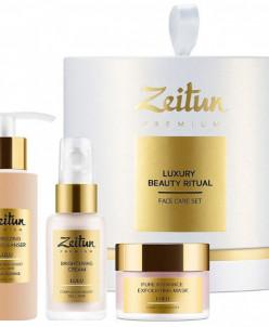 Zeitun / Набор Luxury Beauty Ritual для идеального цвета кож