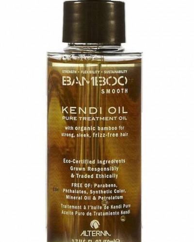 Натуральное масло для интенсивного ухода за волосами Alterna