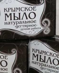 Крымское мыло 50 гр Дегтярное