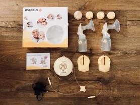 Молокоотсос Medela Swing Maxi Double