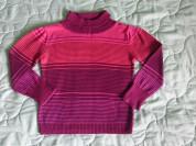 Хлопковый свитер с горлом Marks & Spencer 92-98р.