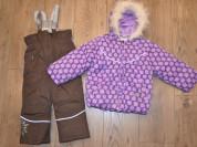 Куртка и полукомбинезон Kerry 92 см, зима