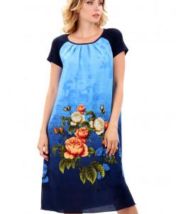 Туника-платье 52-509К Номер цвета: 743
