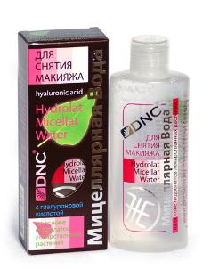 Мицеллярная вода DNC