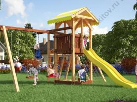 Детская площадка Савушка-7