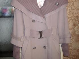 Пальто La Reine Blanche (Снеж. Королева) б/у р.46