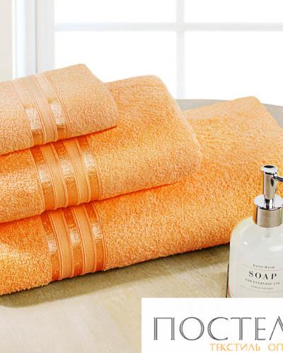 Полотенце для рук, DOME, Harmonika, Orange, Оранжевый, 33х50