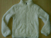 Плюшевая курточка H&M, p.110-116, 4-6л