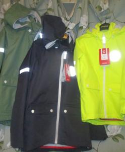 новые куртки REIMA сотстегивающей подстежкой 100гр