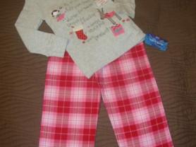 Новая, тёплая пижама д/д фирмы Mark&Spencer 104р.