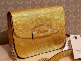 Новая сумка - клатч Gaude Италия кожа