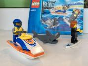 Спасение серфингиста Lego 60011