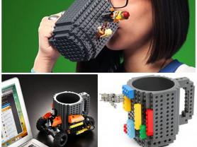 Кружки Лего (LEGO)