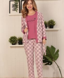 комплект пижама+майка 7872-14