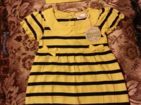 Летний костюмчик « Пчёлка»