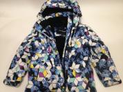 "Куртка ""Snowest fashion"" на девочку б.у"