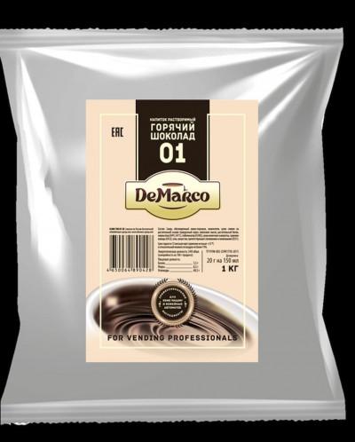 "Горячий шоколад ""01"" DeMarco"
