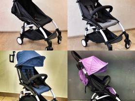 прогулочные коляски babytime (yoya)
