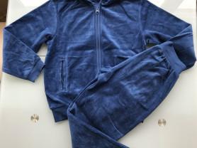 Велюровый костюм BOGI (Финляндия) р.128