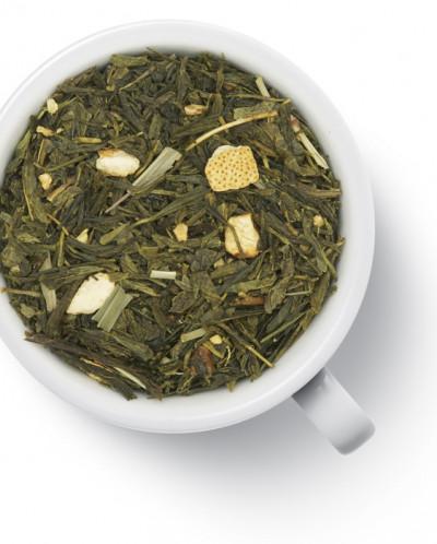 Чай Gutenberg зеленый с Имбирем