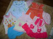 Летняя одежда для девочки