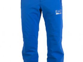 Мужские брюки горнолыжные EA7 черные р.L