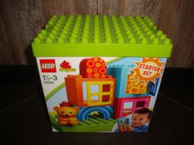 Почти новый конструктор Lego DUPLO от 1 до 3х лет.
