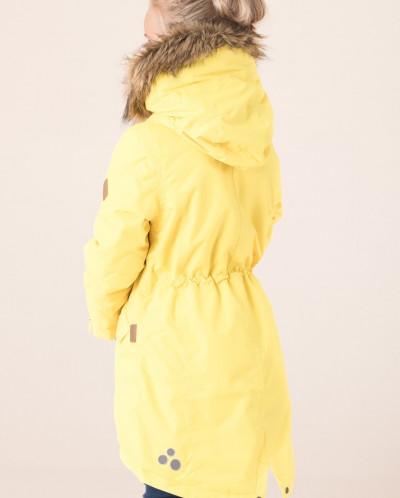 Парка Хуппа VIVIAN 1 коллекция Fashion мех натур.