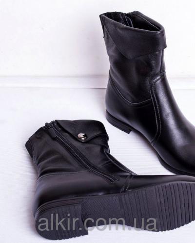 Ботинки из натуральной кожи №191 19