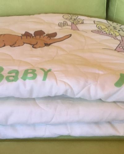 Покрывало стеганое для малышей
