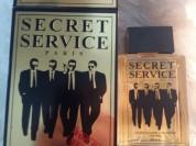 Secret service одеколон 200 мл