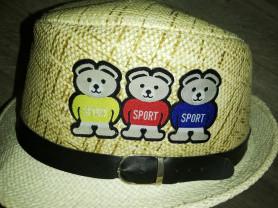 Новая стильная шляпа р. 54
