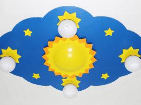 Детская потолочная люстра СД.Л.008