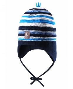 Reima новая шапка 52р хлопок
