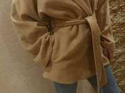 Пальто в идеале 42-44р.+палантин в тон в подарок