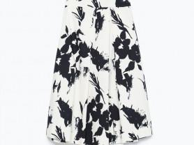 Zara юбка новая