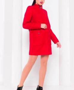 Пальто Кемби 0999 (красный) Modus