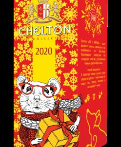 """Чай Челтон """"Новый год 2020"""" """"красный"""" 50гр."""