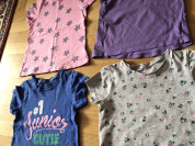 6 футболок Мазекея 5-6 л девочке