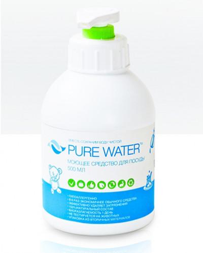 """Средство для посулы """"Гипоаллергенное"""" (Pure Water), 500мл"""