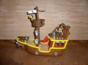 Джейк и пираты Нетландии Fisher Price 4 набора